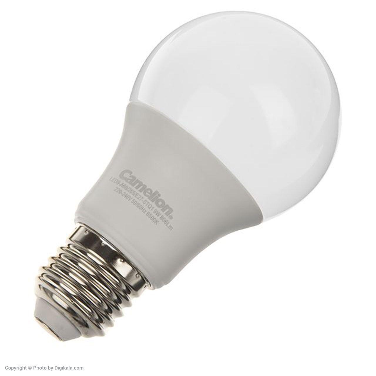 لامپ ال ای دی 9 وات کملیون مدل STQ1 پایه E27 بسته 2 عددی  main 1 1
