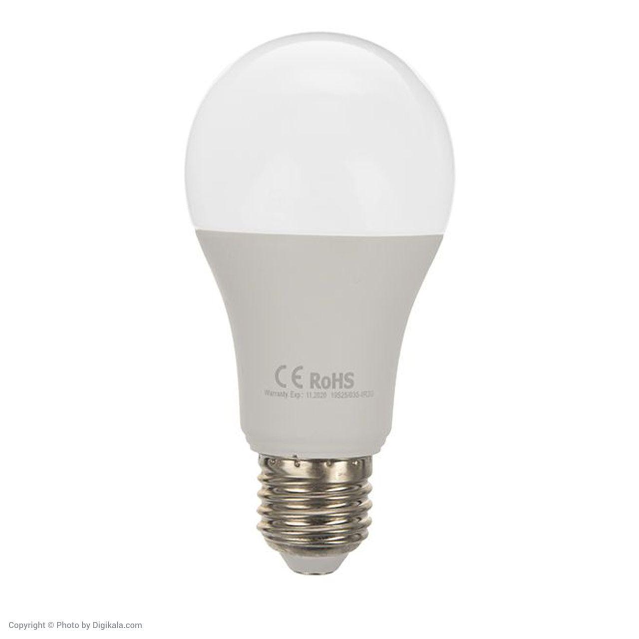 لامپ ال ای دی 15 وات کملیون مدل STQ1 پایه E27 بسته 2 عددی  main 1 2
