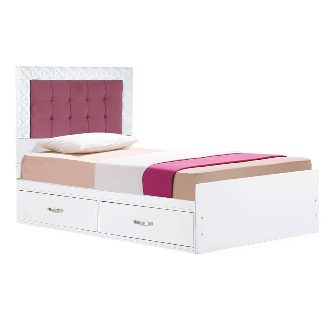 تخت خواب کد 221 سایز 90*200 سانتی متر