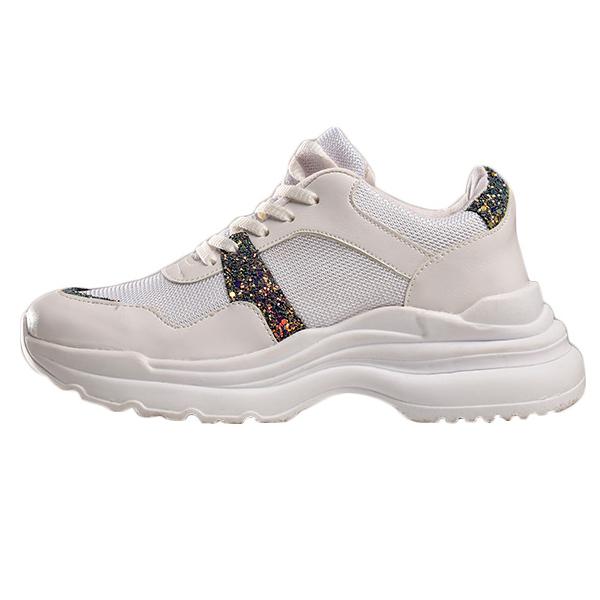 کفش مخصوص پیاده روی زنانه مدل Stone-Wh