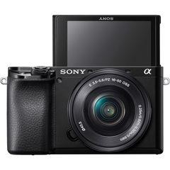 دوربین دیجیتال بدون آینه سونی مدل Alpha a6100 به همراه لنز 16-50 میلی متر OSS