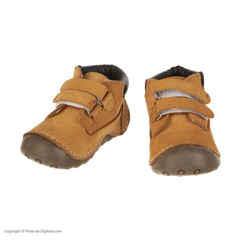 کفش نوزادی پسرانه یلو کیدز مدل 100222554-CAMEL