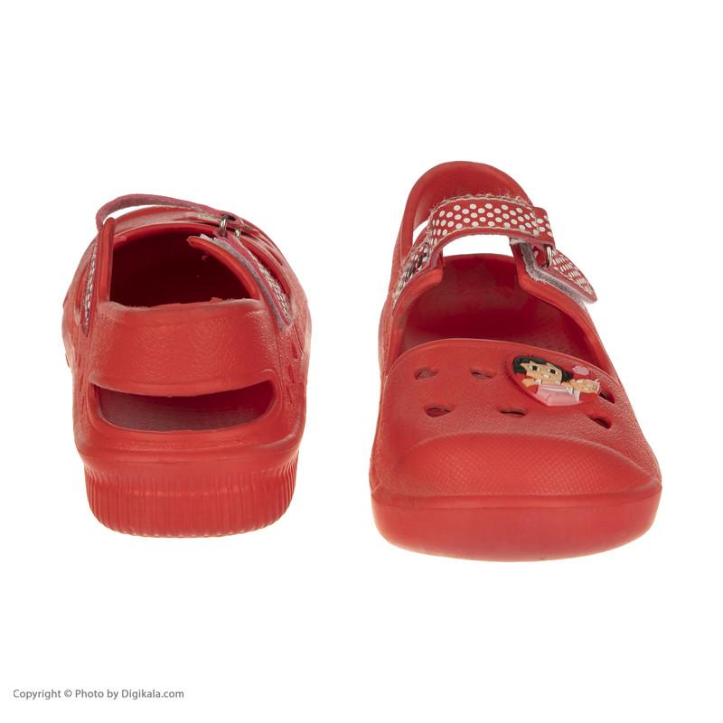 دمپایی دخترانه پلاریس مدل 100240764-RED