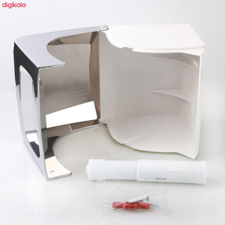 پایه رول دستمال کاغذی بنتی کد K2498  main 1 1