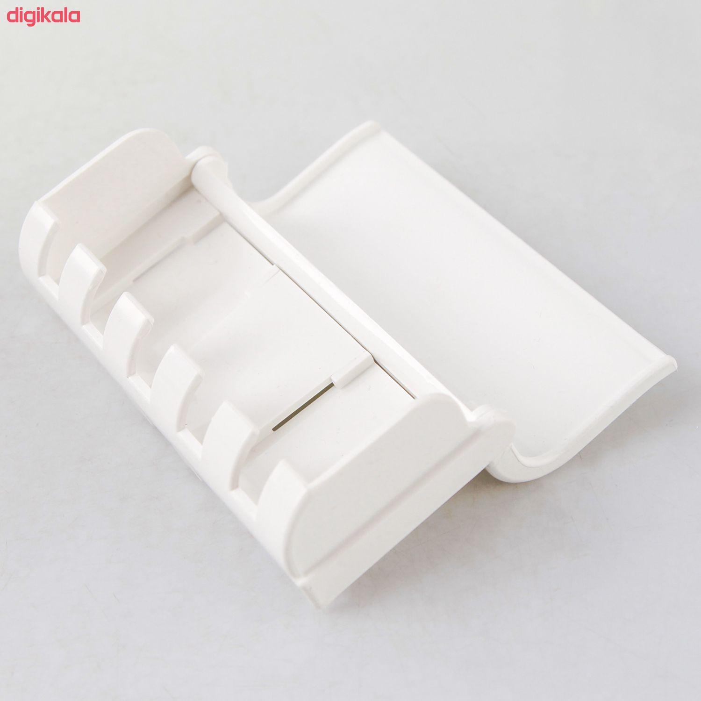 دستگاه خمیر دندان اسپادانا کد 21به همراه جامسواکی main 1 3