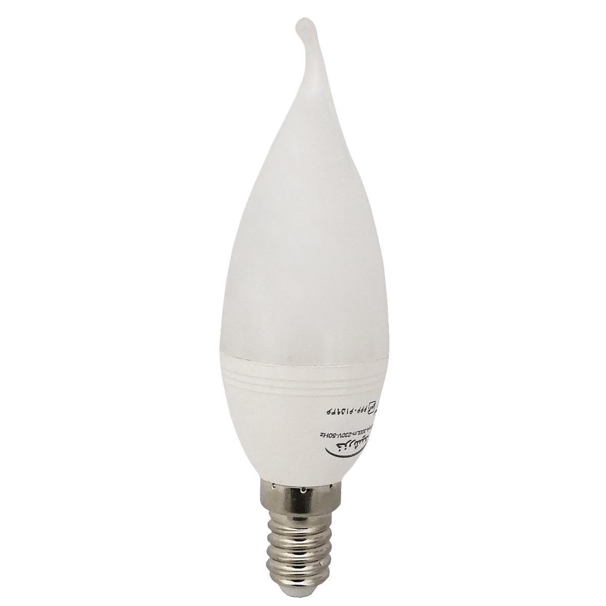 لامپ ال ای دی 3 وات خزرشید مدل K330 پایه E14