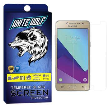 محافظ صفحه نمایش وایت ولف مدل WGS مناسب برای گوشی موبایل سامسونگ Galaxy Grand Prime
