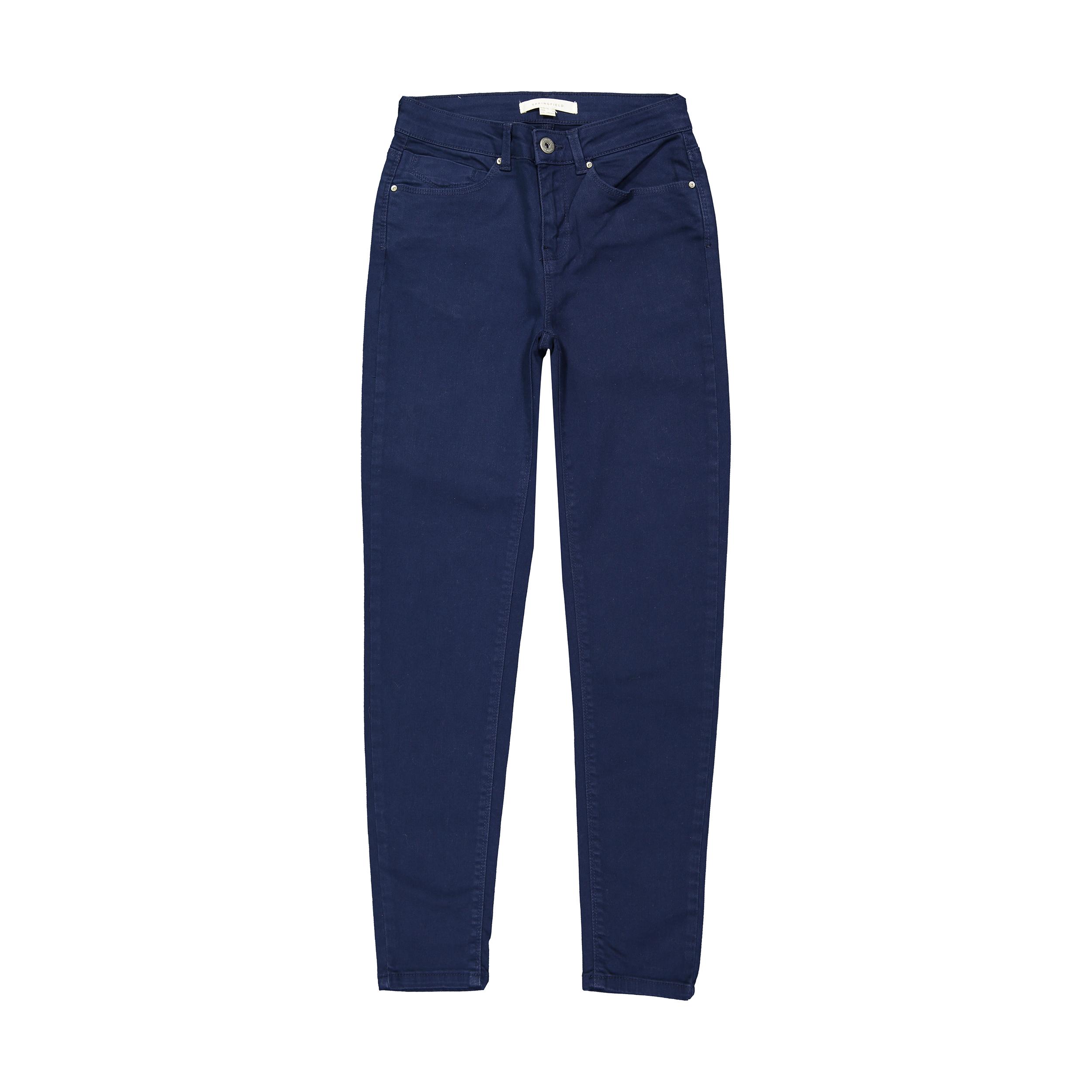 خرید ارزان شلوار جین زنانه اسپرینگ فیلد مدل 6833705-BLUES