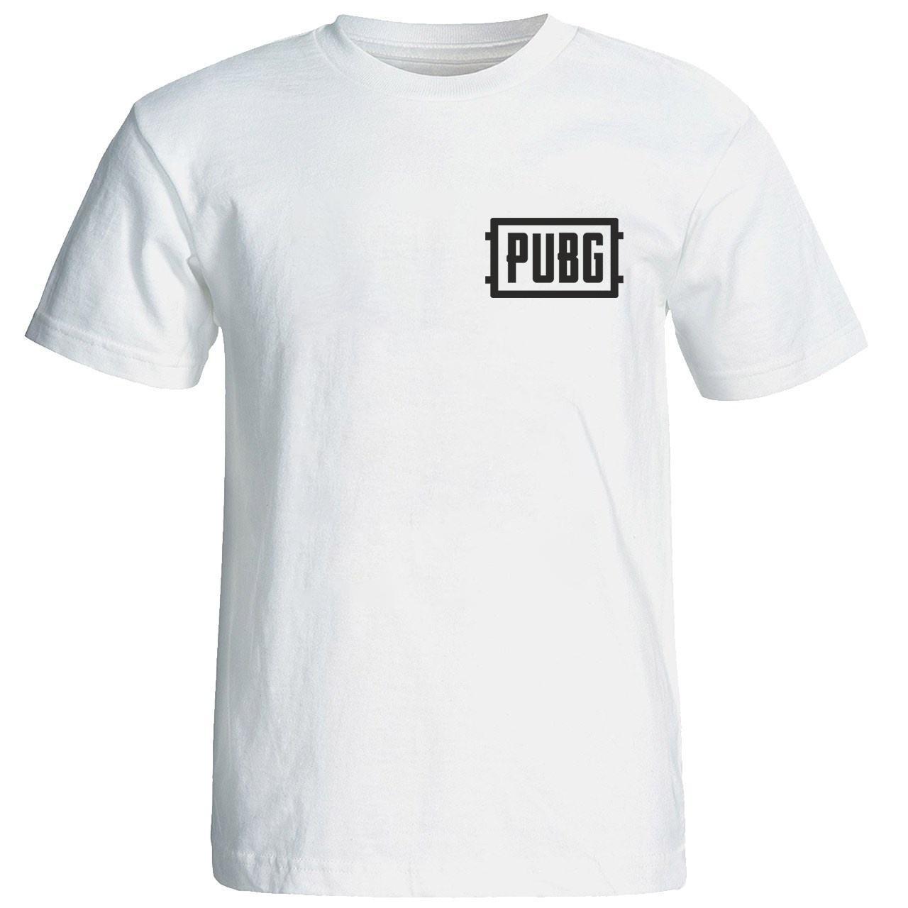 تیشرت آستین کوتاه مردانه طرح Pubg کد 1181