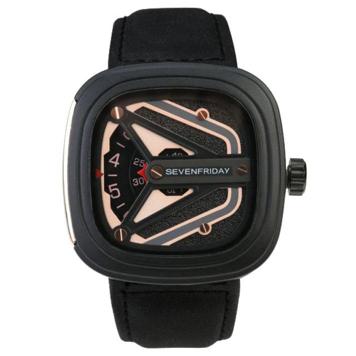 کد تخفیف                                      ساعت مچی عقربه ای مردانه مدل SF-B                     غیر اصل