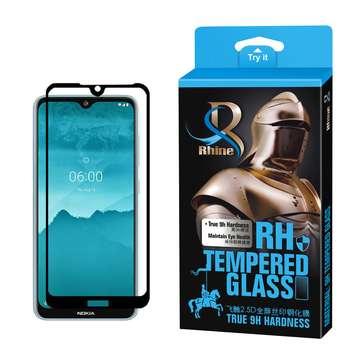 محافظ صفحه نمایش 9D راین مدل R-9 مناسب برای گوشی موبایل نوکیا 6.2
