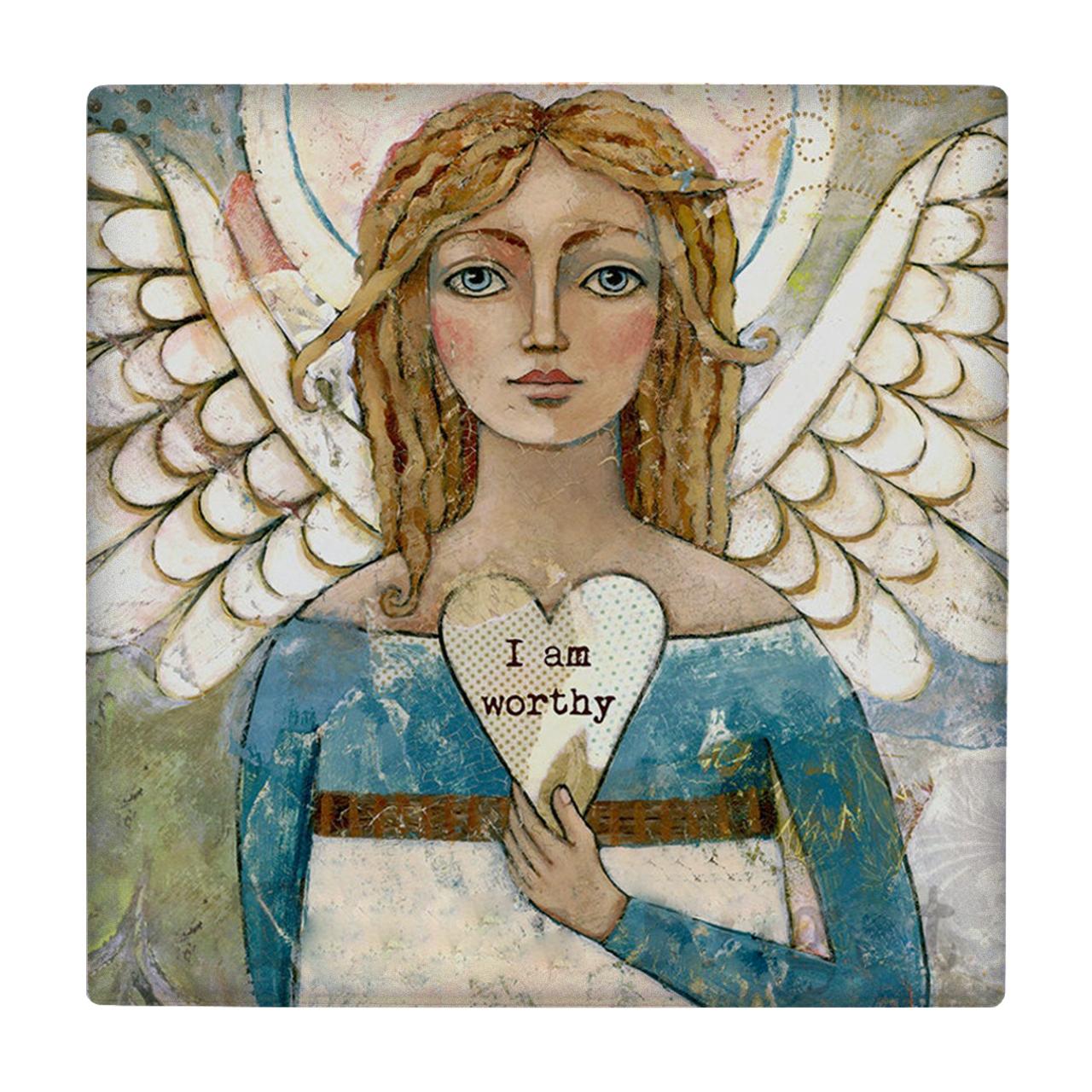 کاشی طرح فرشته کد wk191
