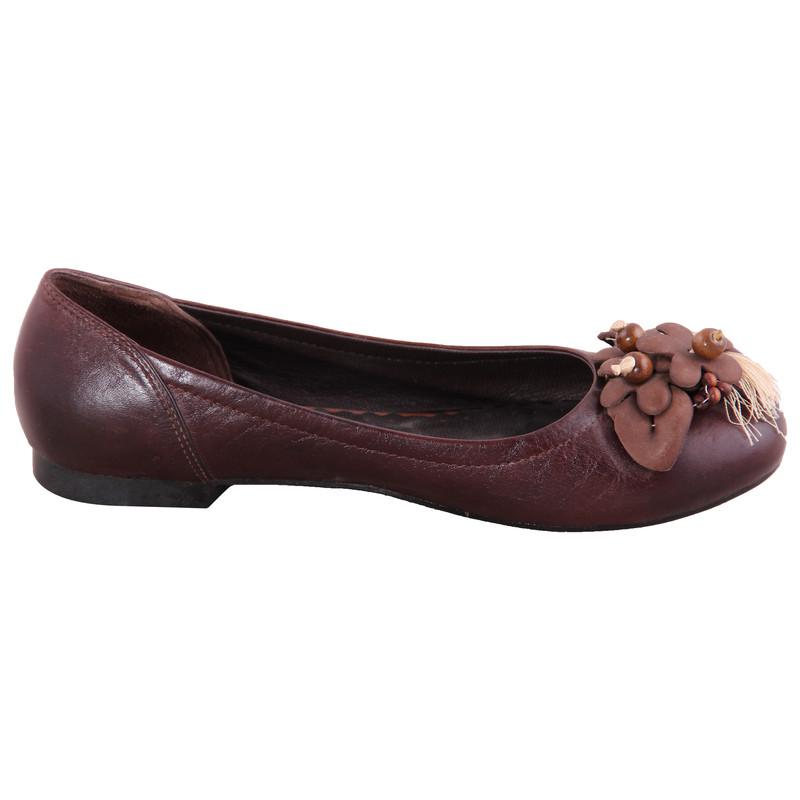 کفش زنانه شهرچرم کد 3-39122