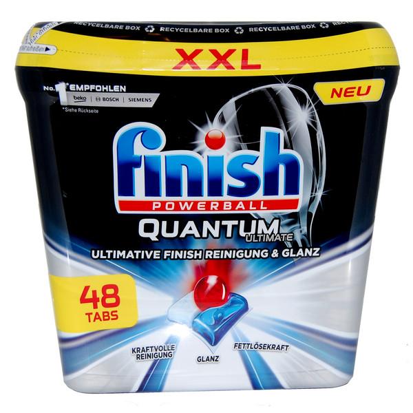 قرص ماشین ظرفشویی فینیش مدل Quantum Ultimate بسته 48 عددی