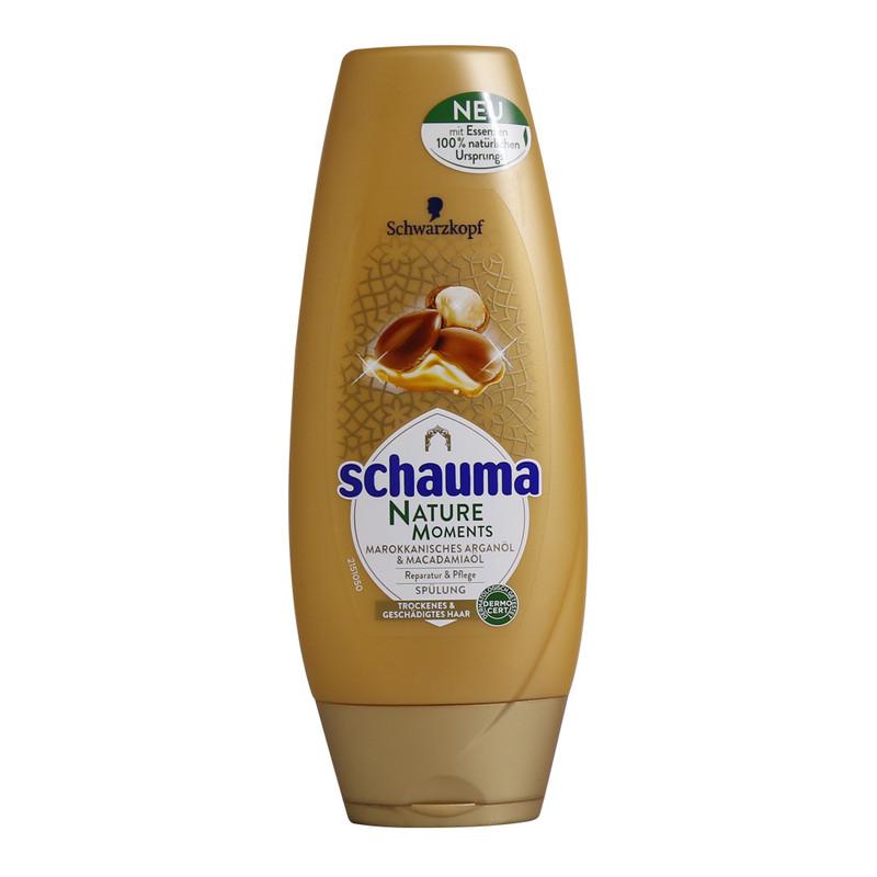 نرم کننده  مو شاوما مدل MACADAMIAOL حجم ۲۵۰ میلی لیتر
