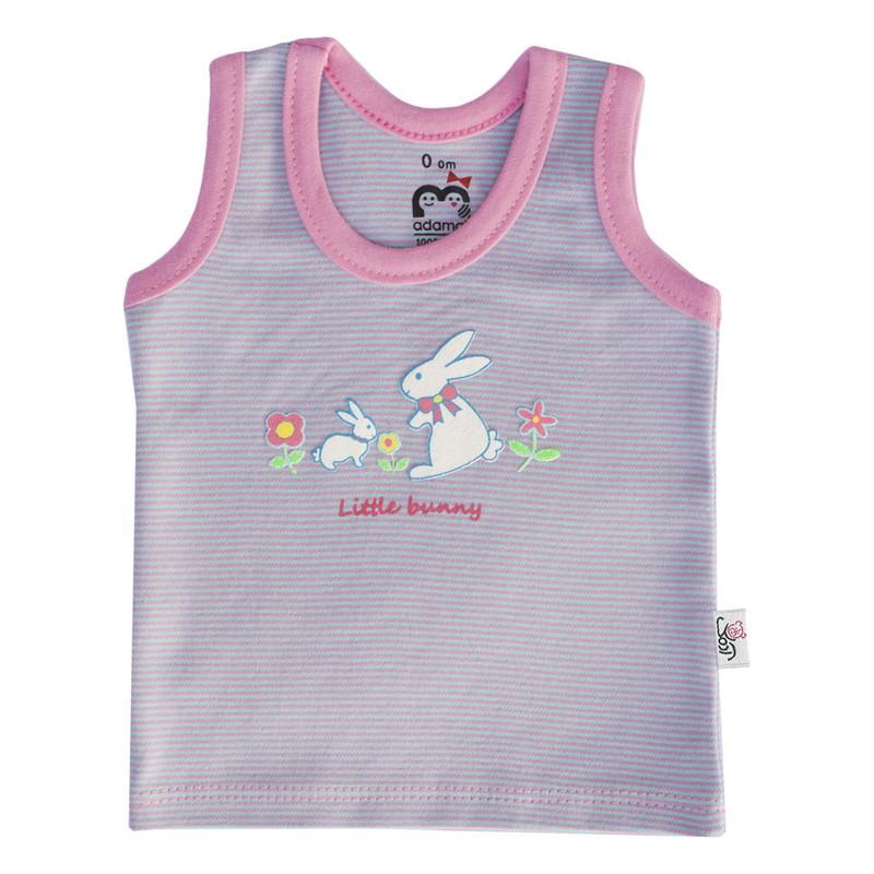 ست 4 تکه لباس نوزادی آدمک مدل Little Rabbit