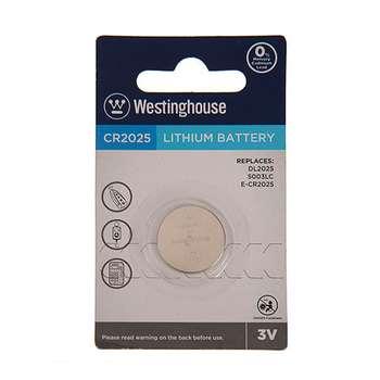باتری سکه ای وستینگ هاوس مدل CR2025
