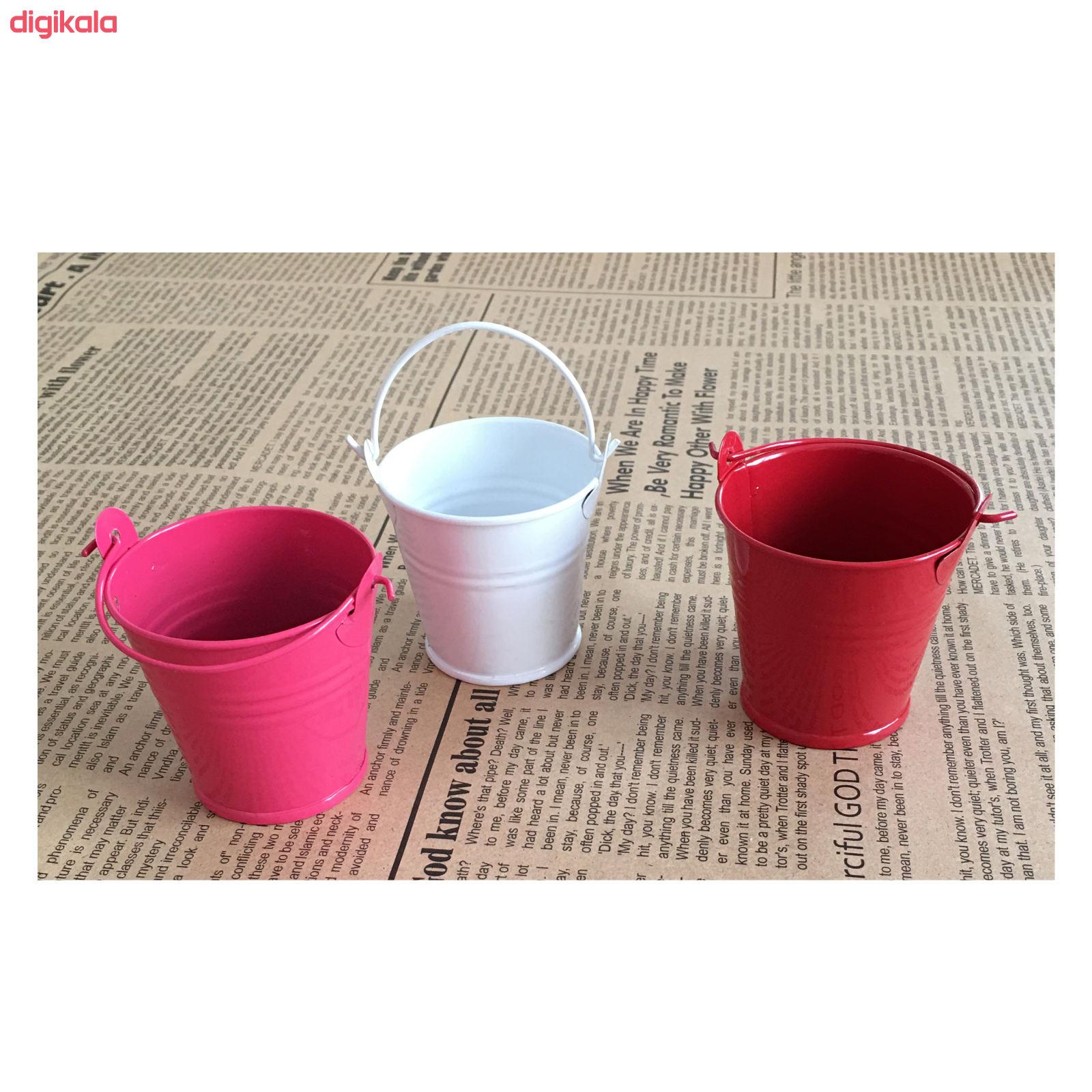 گلدان طرح سطل کد 760 main 1 2