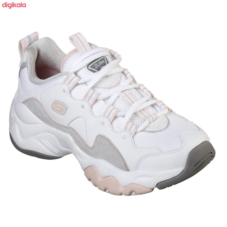 کفش مخصوص پیاده روی نه اسکچرز مدل RS-12955 wgpk