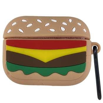 کاور طرح همبرگر کد 08 مناسب برای کیس اپل ایرپاد پرو