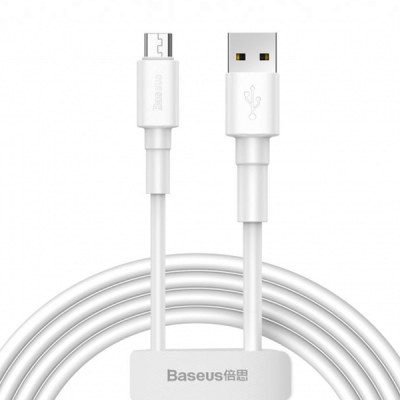Photo of کابل تبدیل USB به microUSB باسئوس مدل CAMSW طول 1 متر