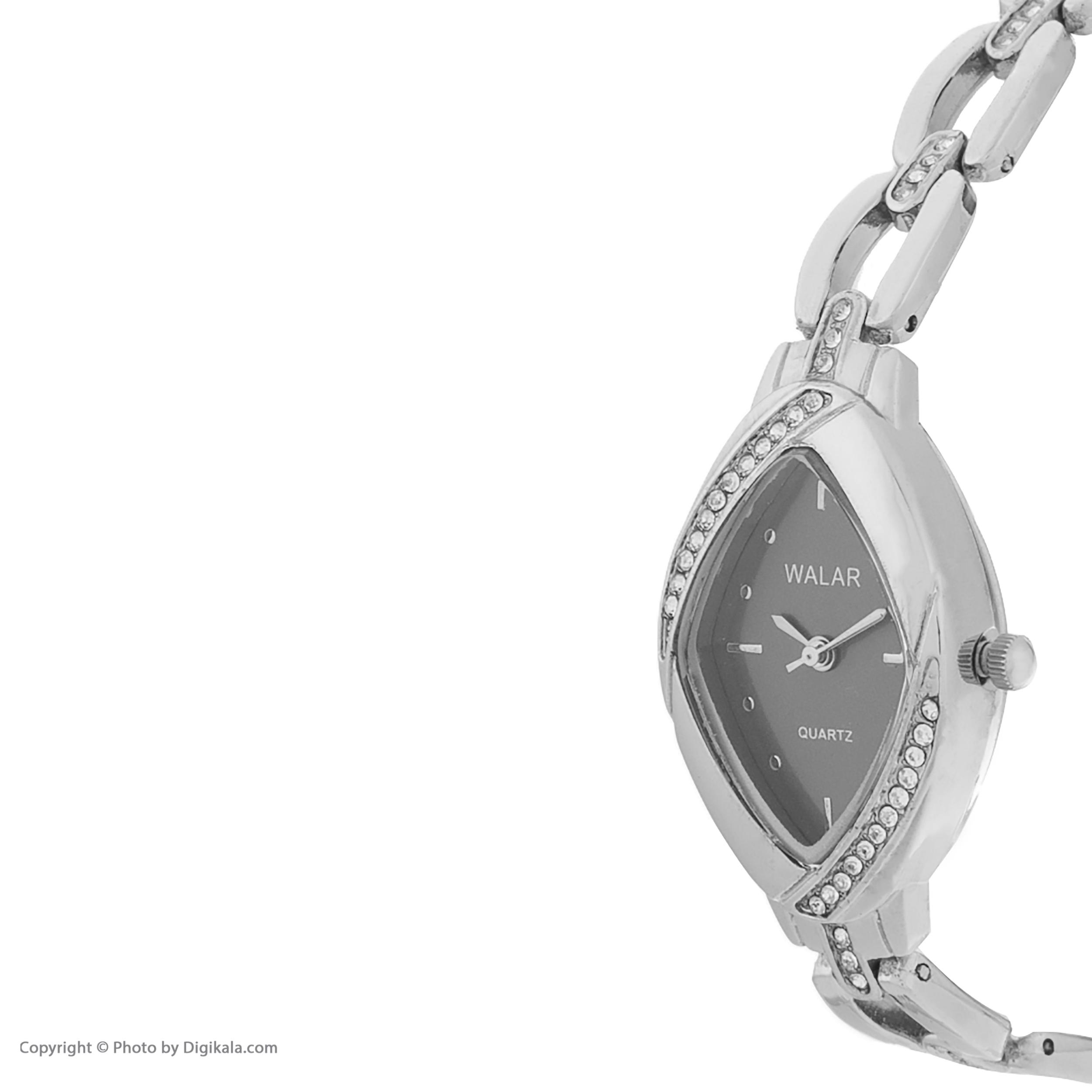 ساعت مچی عقربه ای زنانه والار مدل X75