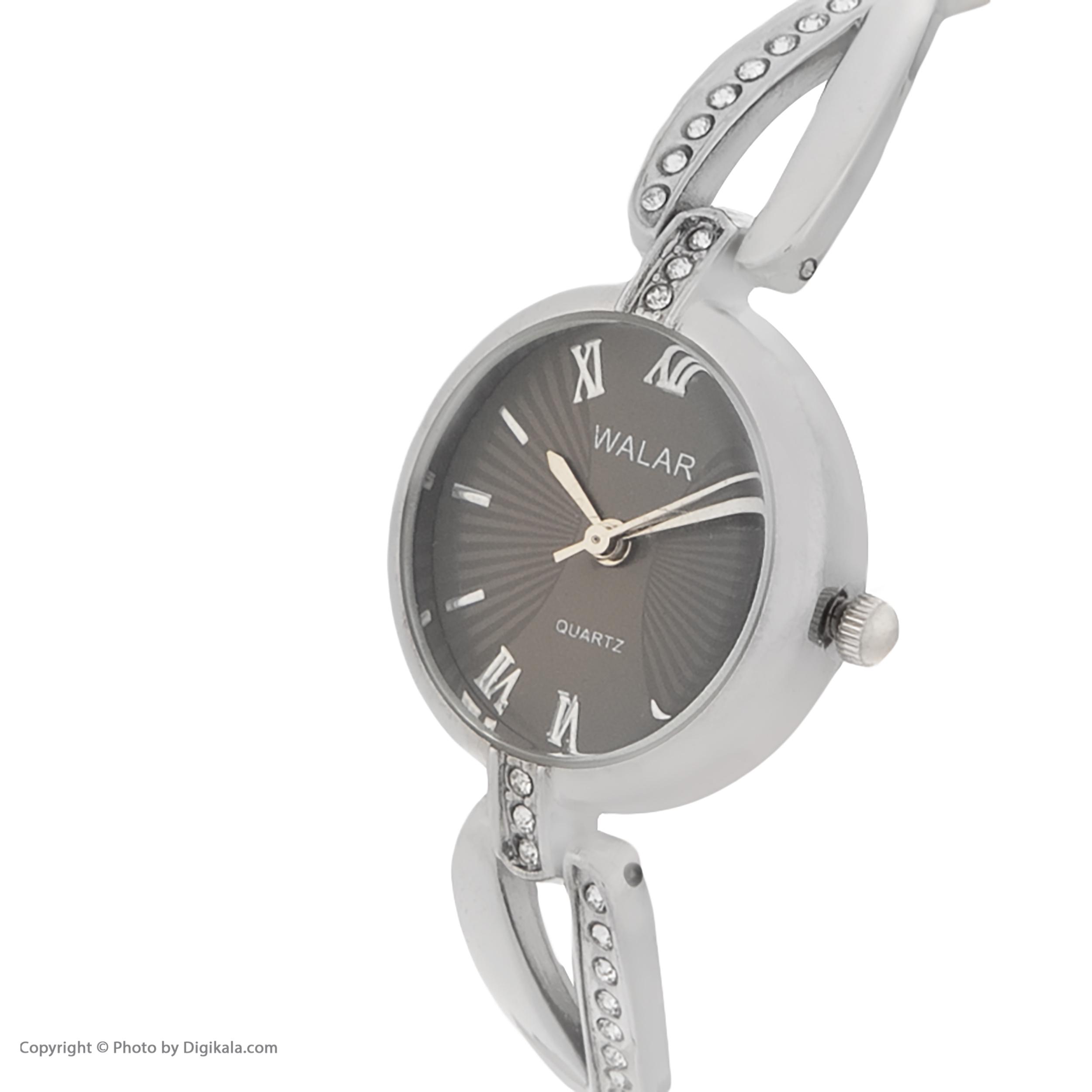 ساعت مچی عقربه ای زنانه والار مدل X84