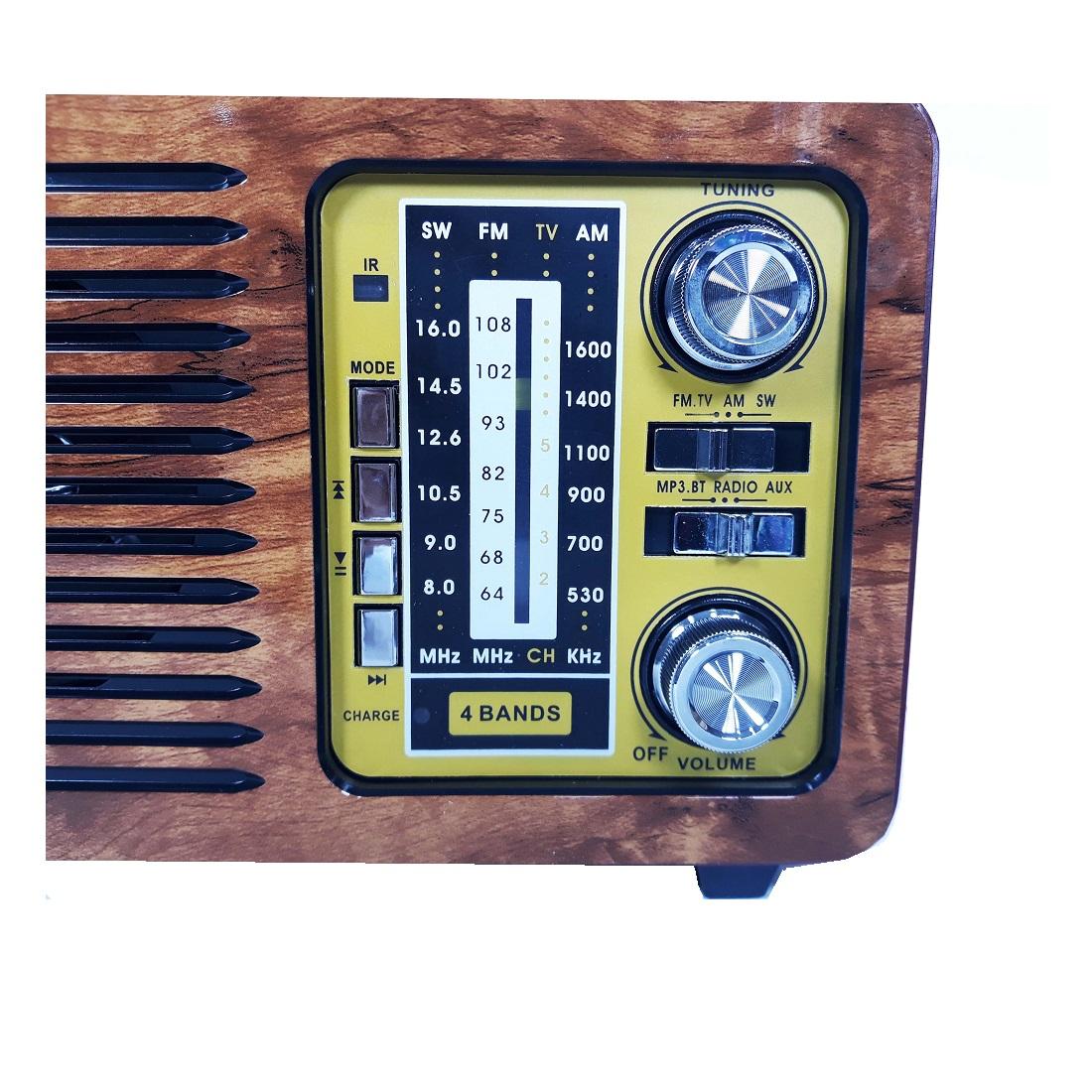 خرید اینترنتی رادیو پوکسینگ مدل PX-P28BT اورجینال