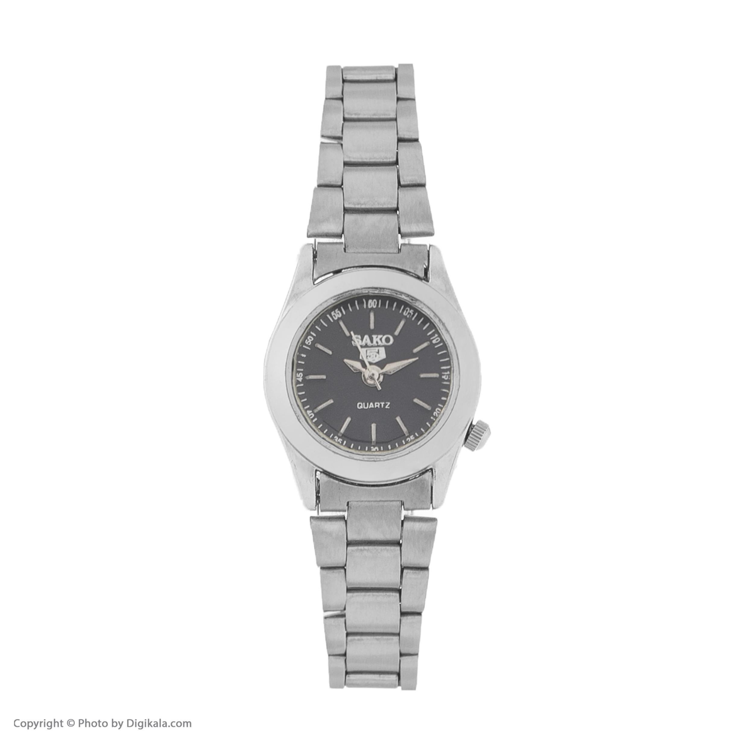ساعت مچی عقربه ای زنانه ساکو مدل X81