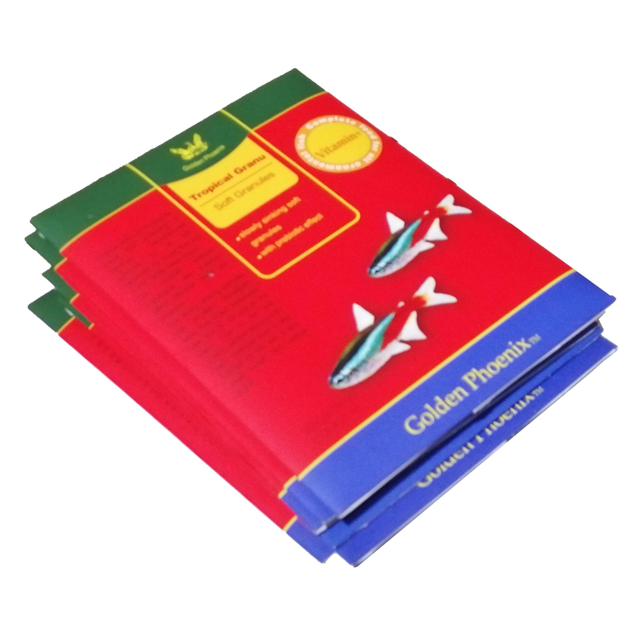 خرید                      غذای ماهی گلدن فونیکس تترا مدل تروپیکال وزن 20 گرم