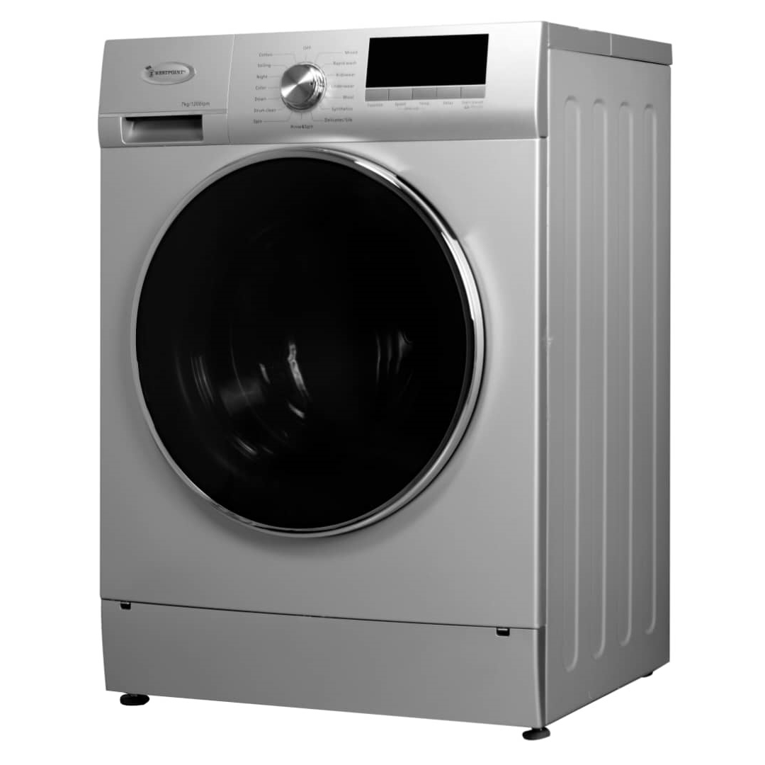 ماشین لباسشویی وست پوینت مدل WMN1012117ER