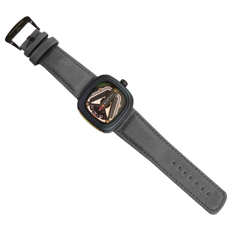 کد تخفیف                                      ساعت مچی عقربه ای مردانه مدل M-GR                     غیر اصل