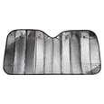 آفتابگیر شیشه جلو خودرو طرح آکاردئونی مدل Mhr-325-S thumb 2
