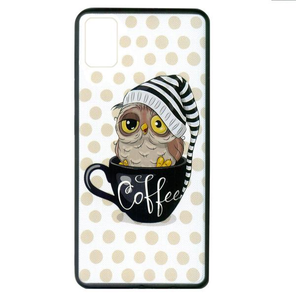 کاور طرح فنجون و جغد  کد 00235 مناسب برای گوشی موبایل سامسونگ  Galaxy A51