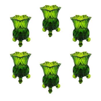 مجموعه ظروف هفت سین 6 پارچه مدل رویال BMSH 9