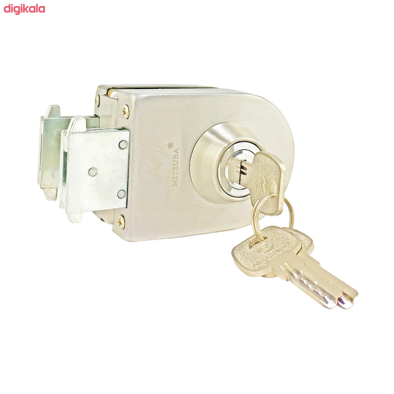 قفل درب شیشه ای میتسوبا کد 100 main 1 1