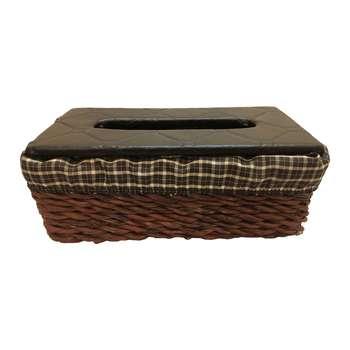 جعبه دستمال کاغذی مدل ویرا