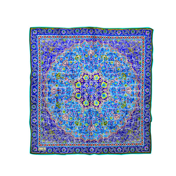 روسری زنانه بلالوک کد 023