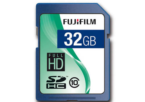 کارت حافظه ی فوجی فیلم SDHC 32GB Class 10