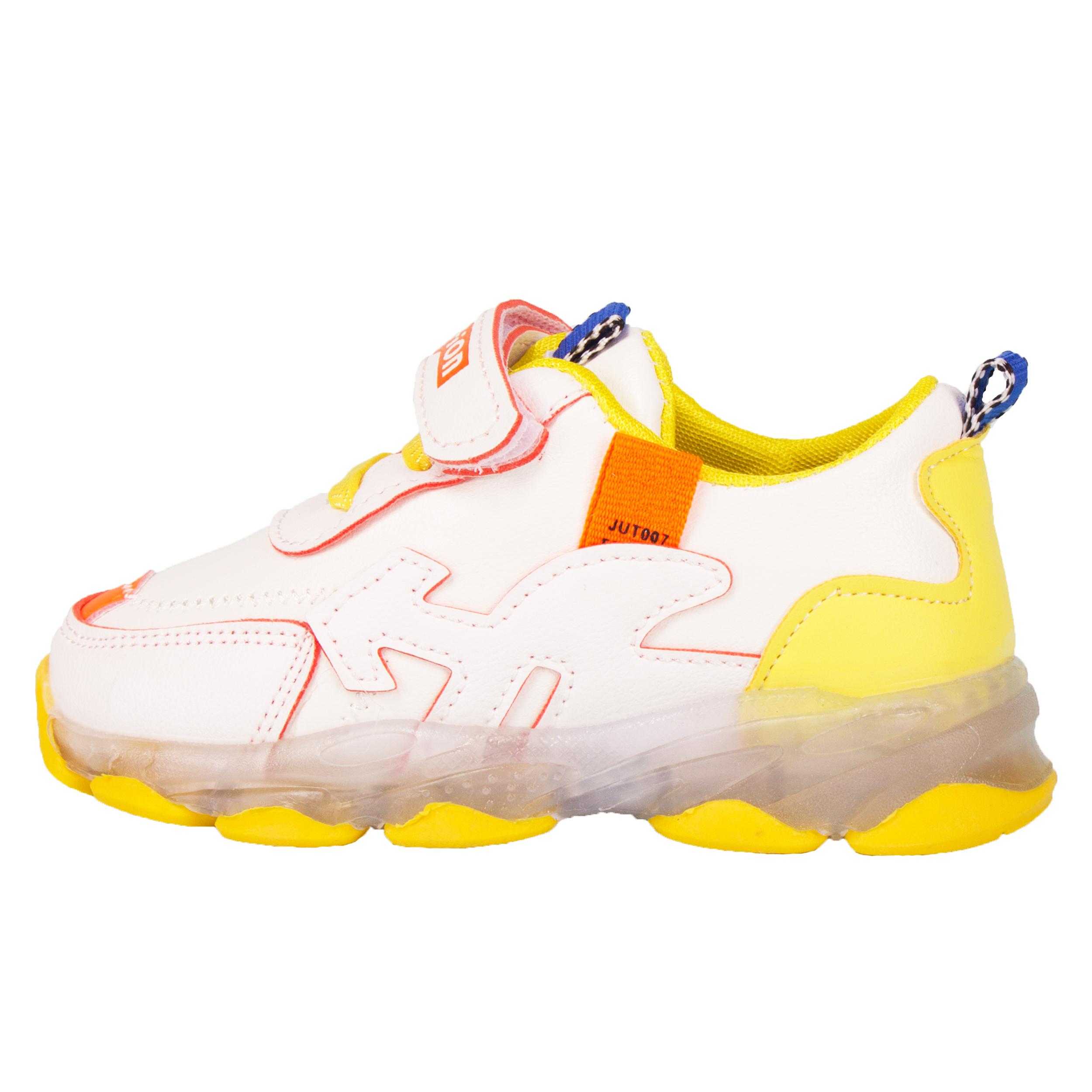 کفش راحتی چراغدار مدل s24