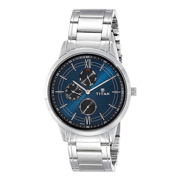 ساعت مچی عقربه ای مردانه تیتان مدل T1769SM01