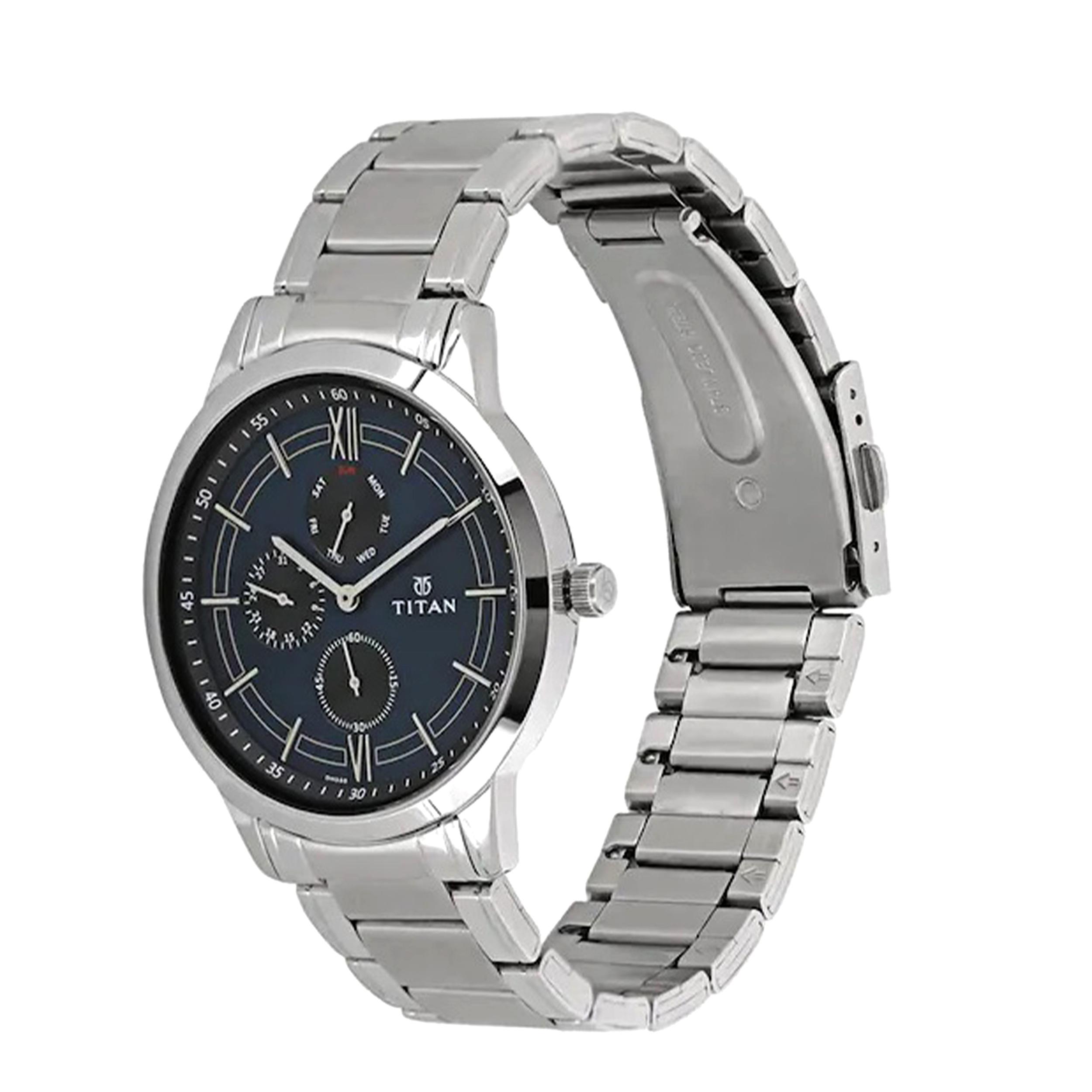 ساعت مچی  مردانه تیتان مدل T1769SM01              اصل