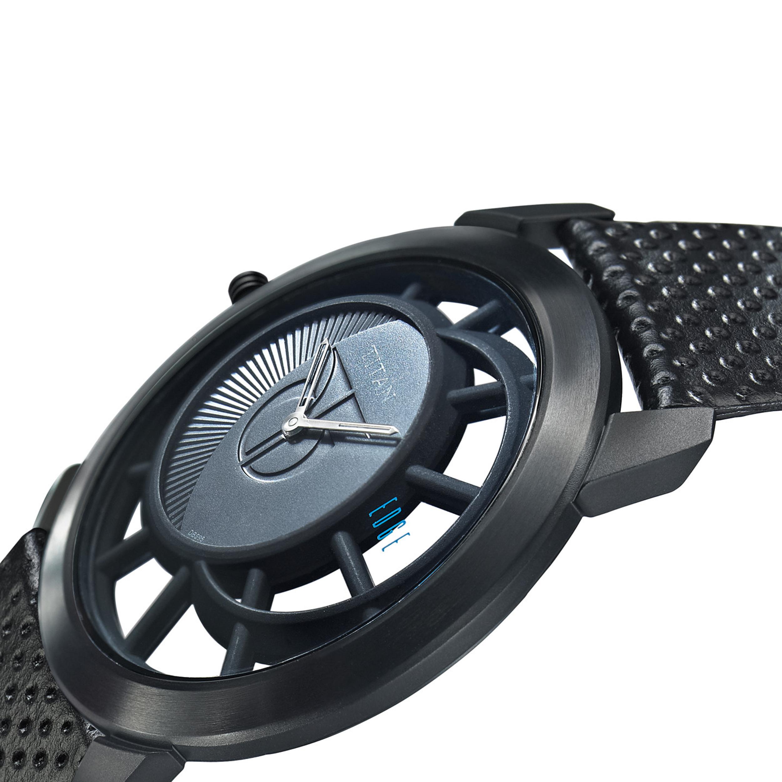 ساعت مچی  مردانه تیتان مدل T1576NL01              اصل