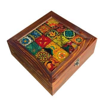 جعبه چای مدل D15