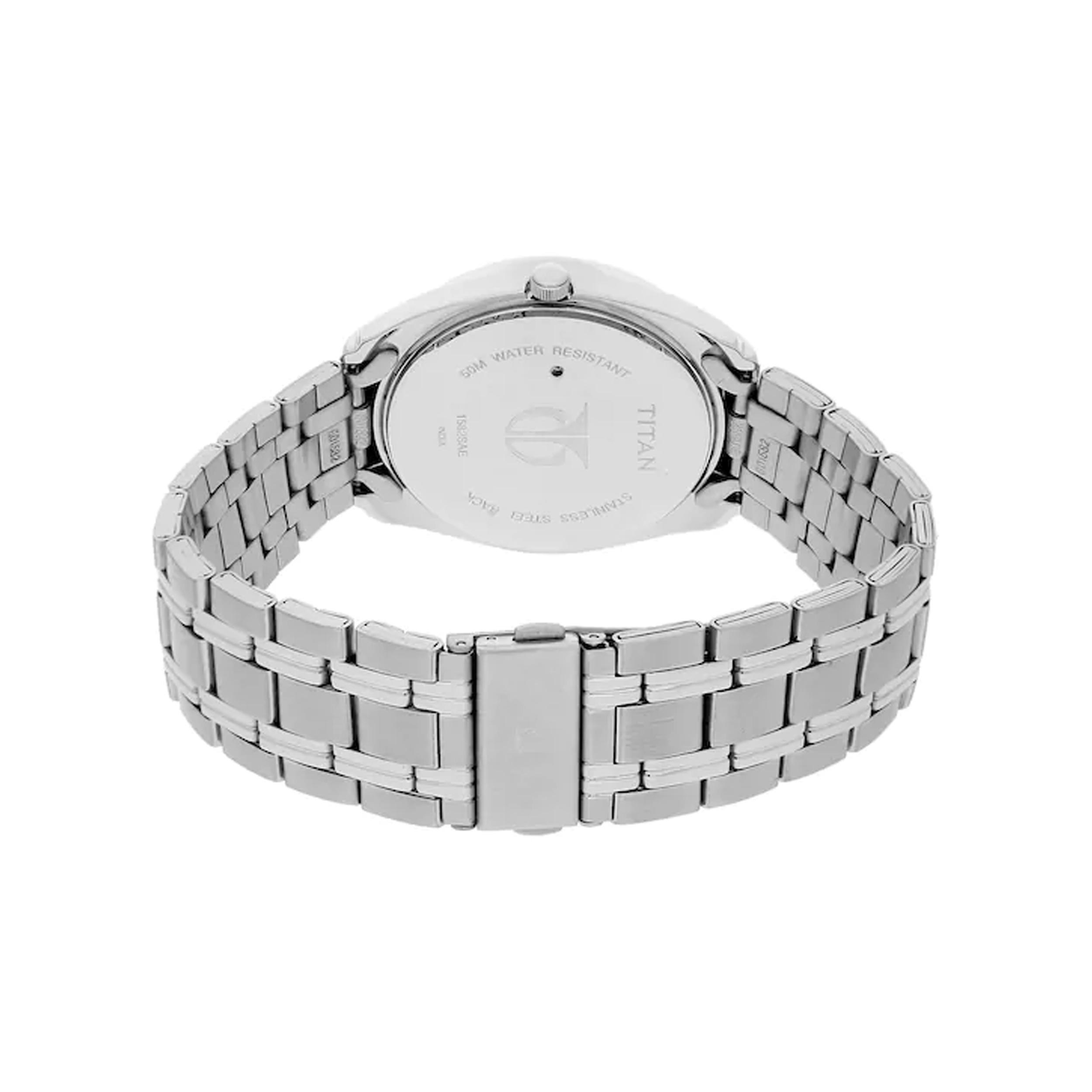 ساعت مچی  مردانه تایتن مدل T1582KM02              اصل
