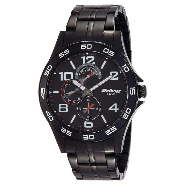 ساعت مچی عقربه ای مردانه تایتن مدل T1702NM01