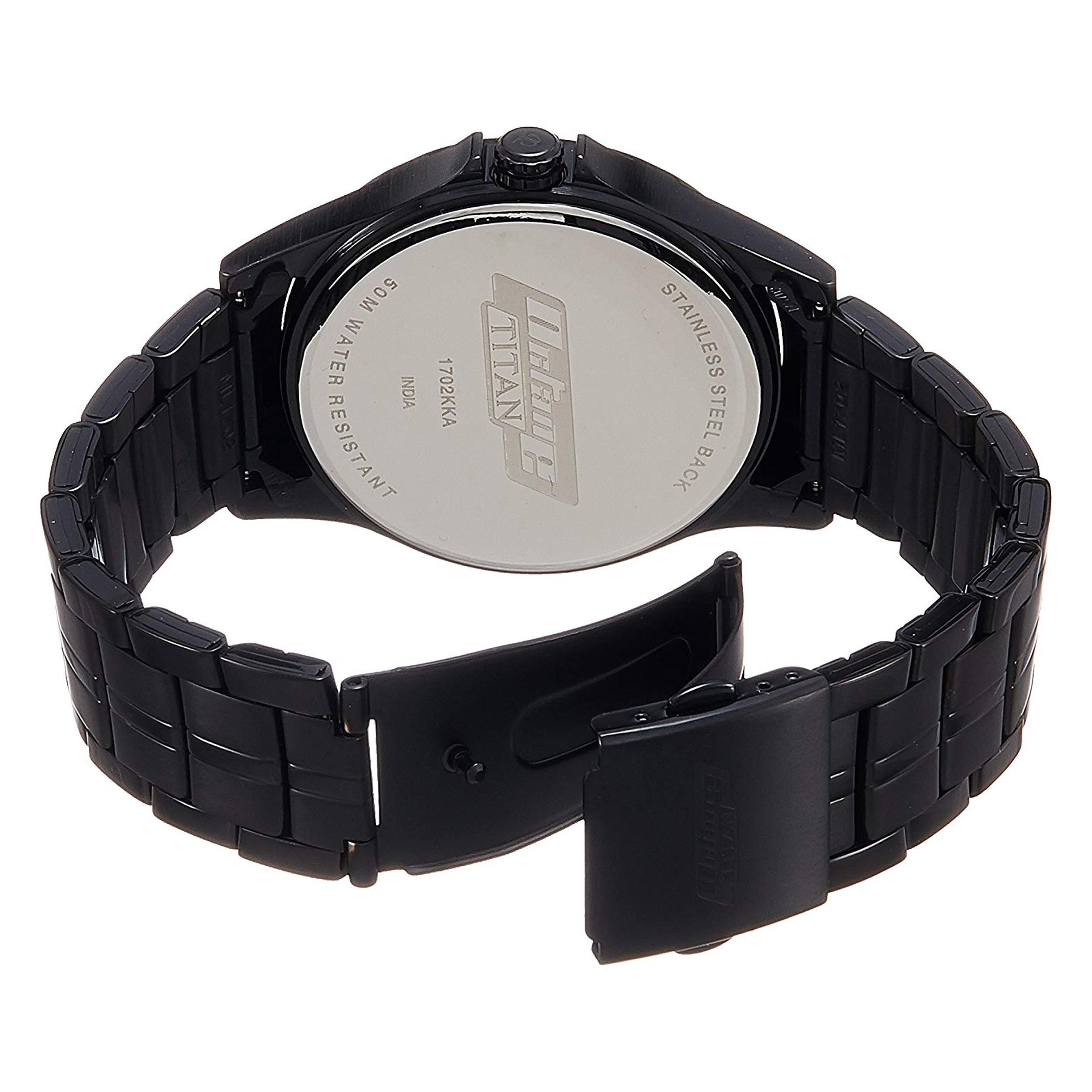 ساعت مچی  مردانه تایتن مدل T1702NM01              اصل