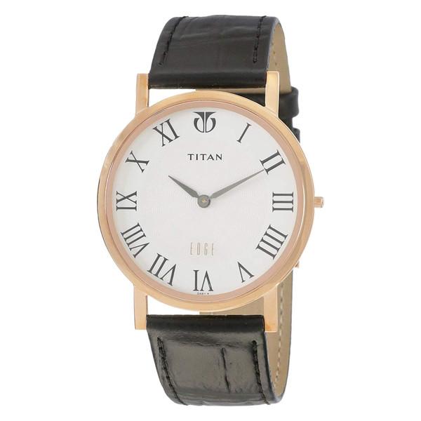 ساعت مچی عقربه ای مردانه تایتن مدل T1595WL01