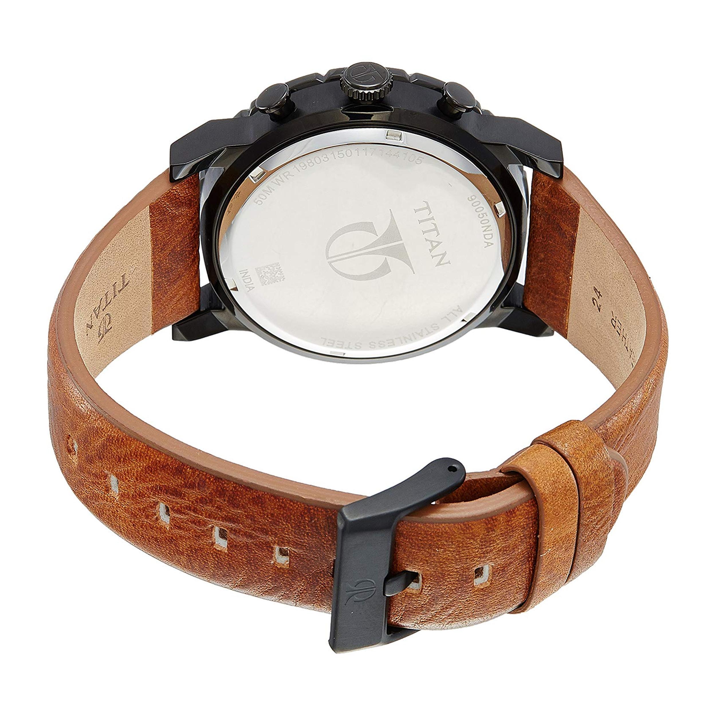 ساعت مچی  مردانه تایتن مدل T90050NL01              اصل