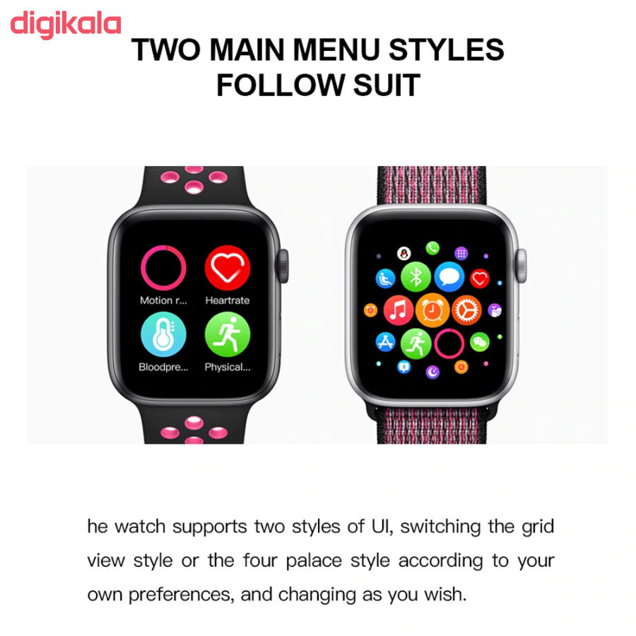 ساعت هوشمند مدل w34 main 1 13